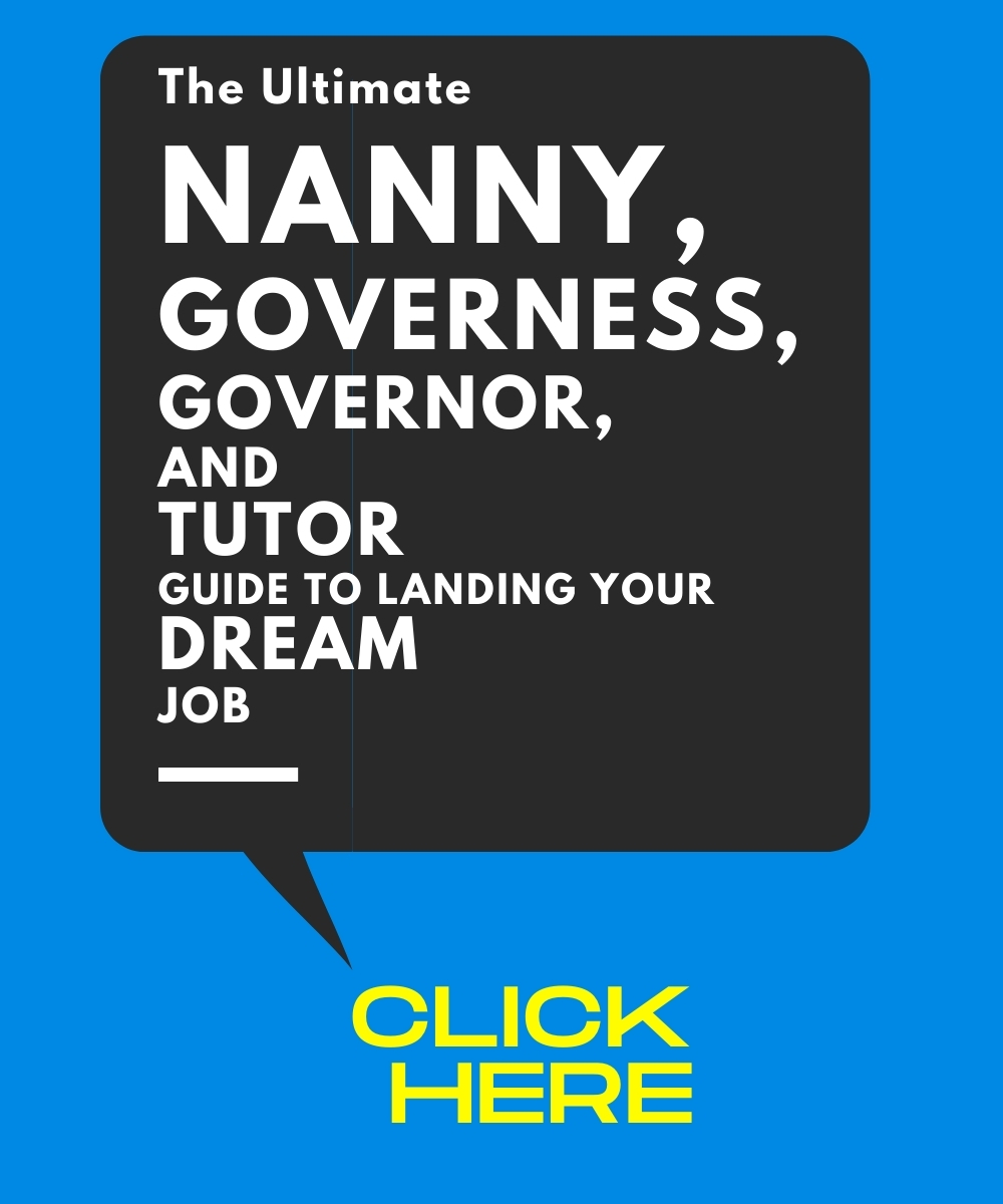 All Childcare Jobs Governess Governor Tutor And Nanny Jobs